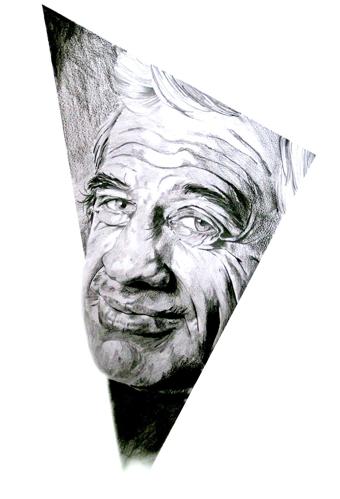 Jean-Paul Belmondo par Colorfarma